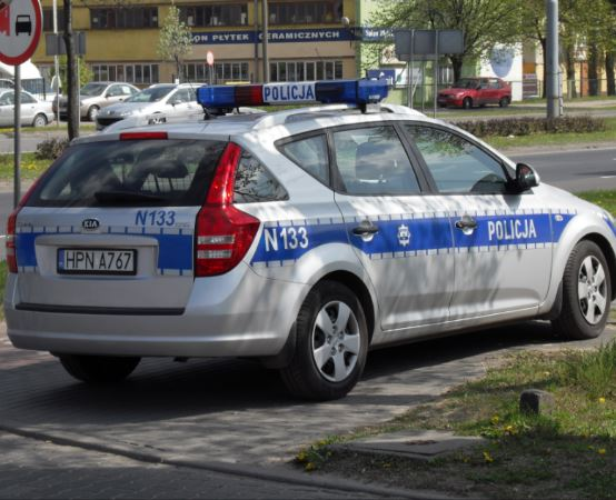 Policja Sosnowiec: Odpowie za znieważenie obywatelki Chin