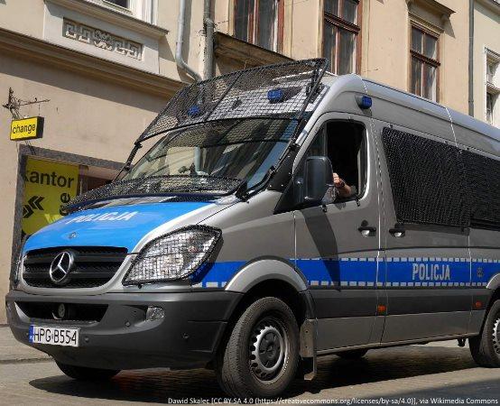 """Policja Sosnowiec: KIEROWCO, NOGA Z GAZU - """"KASKADOWY POMIAR PRĘDKOŚCI"""""""
