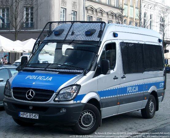 Policja Sosnowiec: Wdarł się do mieszkania byłej partnerki