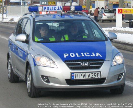 Policja Sosnowiec: Sprawca włamania do piwnicy złapany na gorącym uczynku