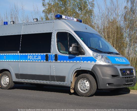 Policja Sosnowiec: Nietrzeźwy ojciec, dzieci i pożar