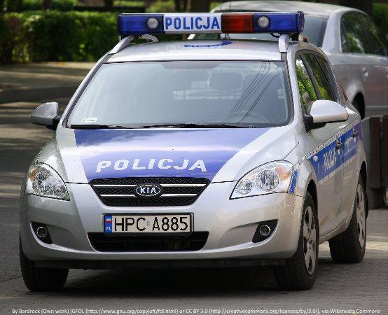Policja Sosnowiec: Poszukiwany próbował uciekać skacząc przez okno