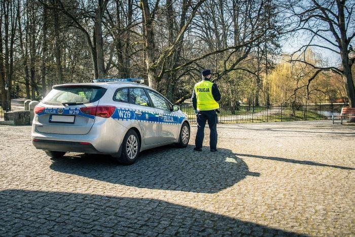 Policja Sosnowiec: Kolejny nietrzeźwy stał się agresywny wobec policjantów
