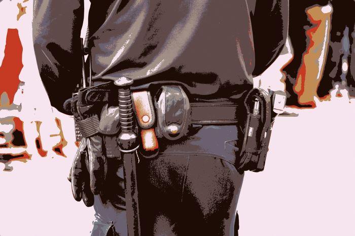Policja Sosnowiec: Podążali śladem poszukiwanego listem gończym